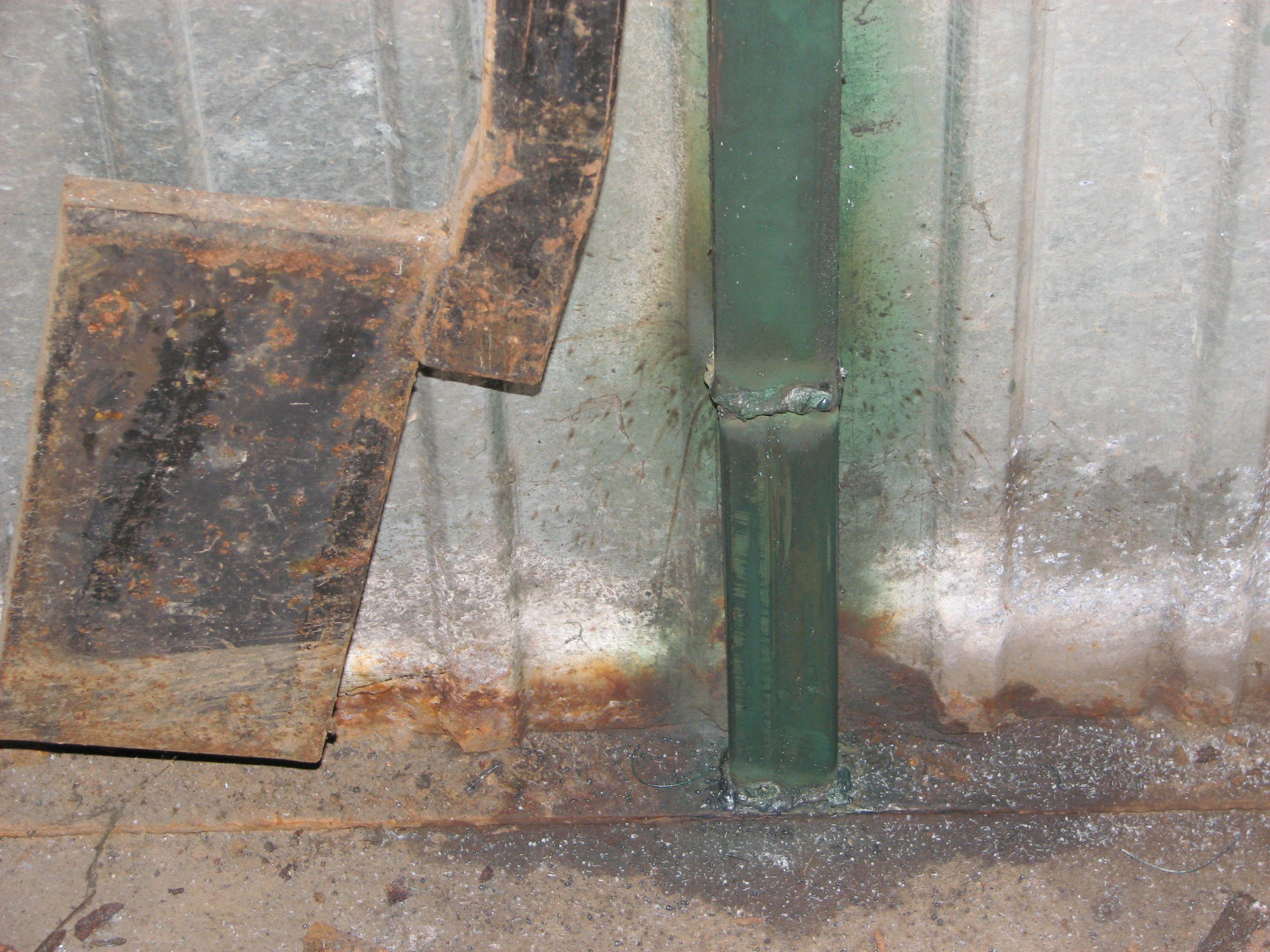 Раздвижные ворота на гараж своими руками фото