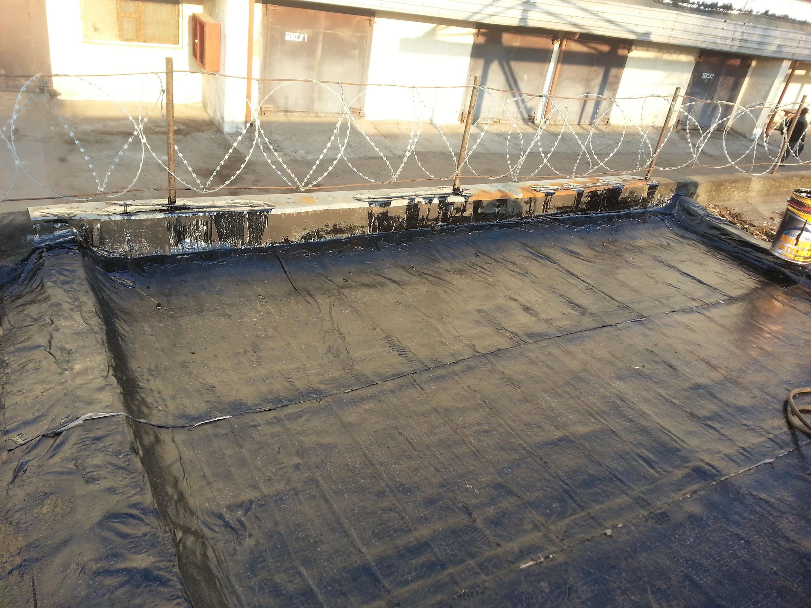 Как покрыть крышу гидроизолом своими руками (видео) 34
